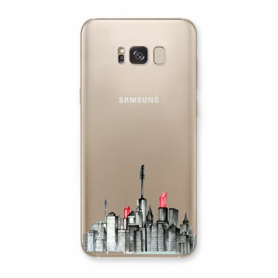 Husa Samsung Galaxy S8 Plus Silicon Premium MAKEUP CITY