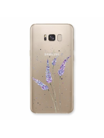 "Husa Samsung Galaxy S8 ""LAVENDER FEELINGS"""