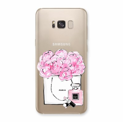 "Husa Samsung Galaxy S8 Plus ""PARIS JE'TAIME"""