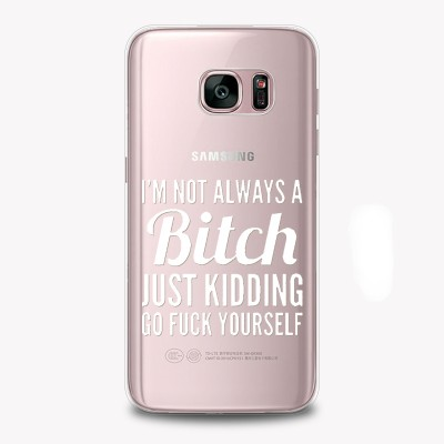 "Husa Samsung Galaxy S8 Plus ""BITCHY"""