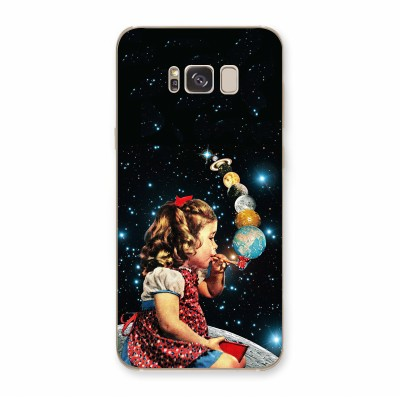 Husa Samsung Galaxy S8 Plus Silicon Premium GALAXY BUBBLES
