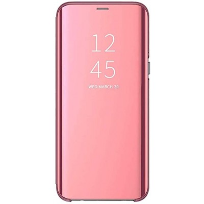 Husa Samsung Galaxy Clear View Mirror ROSE GOLD