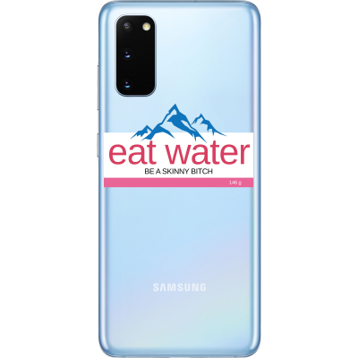 Husa Samsung Galaxy EAT WATER