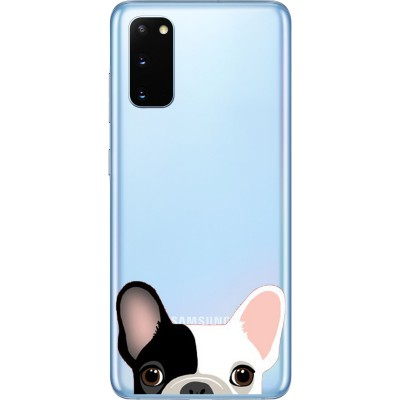 Husa Samsung Galaxy SPOTTED FRENCHIE