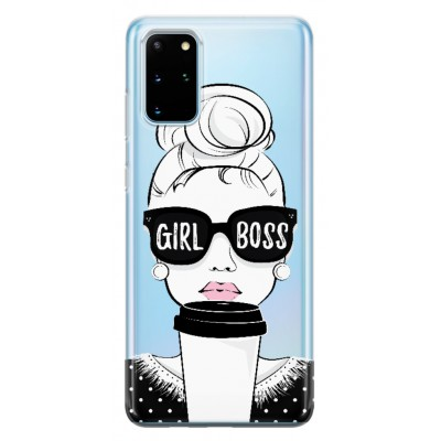 Husa Samsung Galaxy GIRL BOSS