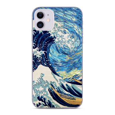 Husa iPhone THE BIG WAVE