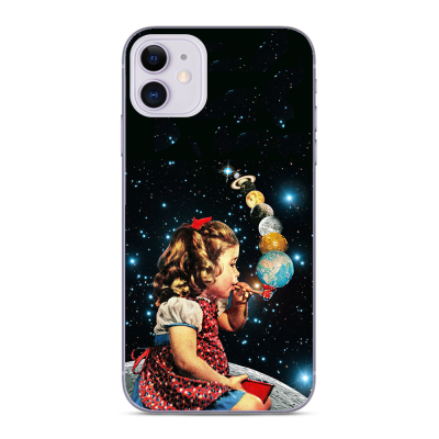 Husa iPhone GALAXY BUBBLES