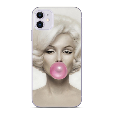 Husa iPhone MARILYN MONROE BALLOON