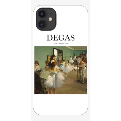 Husa iPhone ART - DEGAS - THE DANCE CLASS