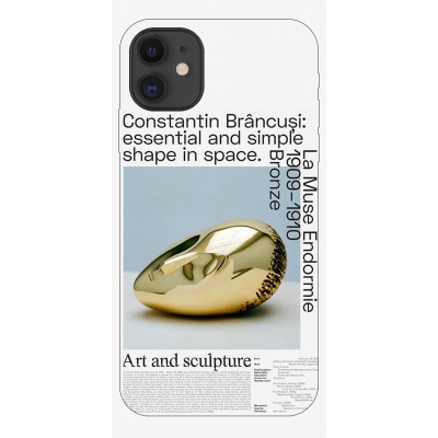 Husa iPhone ART - BRANCUSI LA MUSE