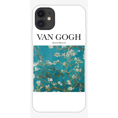 Husa iPhone ART - VAN GOGH - ALMOND BLOSSOM