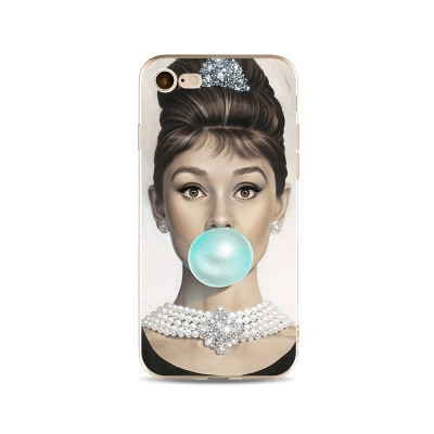 Husa iPhone AUDREY HEPBURN BALLOON