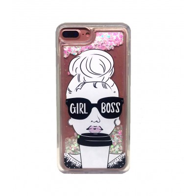 Husa iPhone GIRL BOSS
