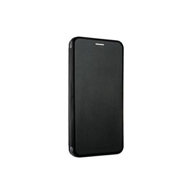 Husa Flip Carte Cu Magnet Compatibila Cu iPhone 12 Pro Max , Negru
