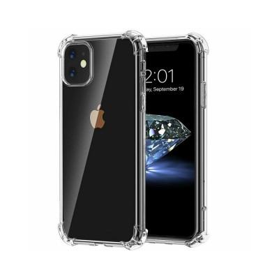 Husa Bulletproof Pentru iPhone 12 / iPhone 12 Pro ,tehnologie Air Cushion La Colturi ,transparenta