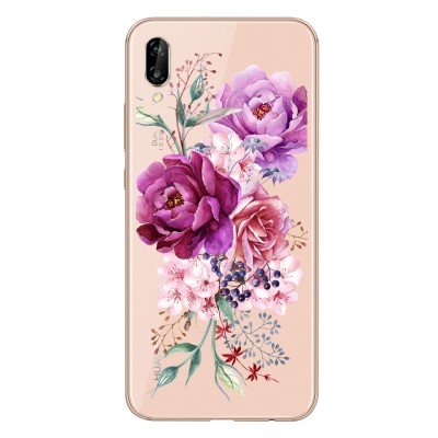 Husa Huawei BEAUTIFUL FLOWERS BOUQUET