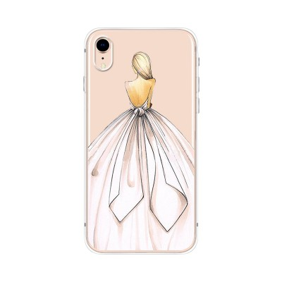 "Husa iPhone XR ""BUTTERLFY DRESS"""