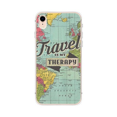 "Husa iPhone XR ""TRAVEL"""