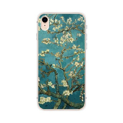 "Husa iPhone XR ""V.GOGH - ALMOND BLOSSOM"""