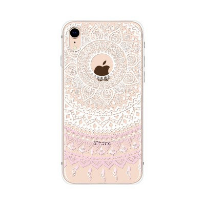 Husa iPhone XR Silicon Premium HENNA WHITE SUN
