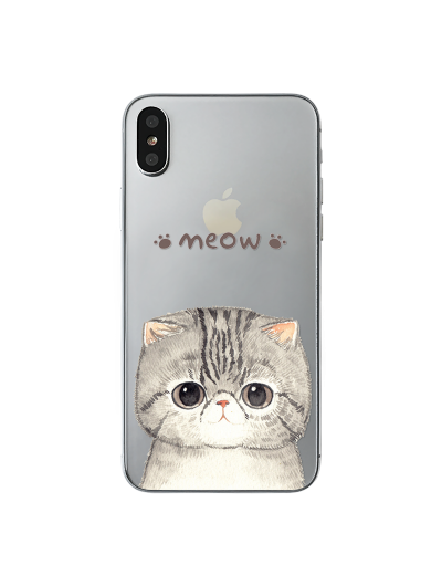 Husa iPhone MEOW