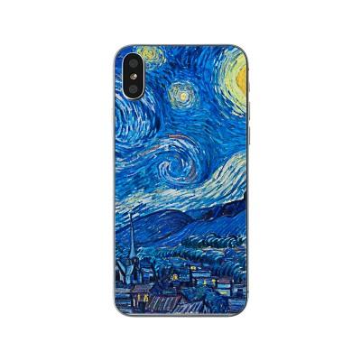 Husa iPhone VAN GOGH - STARRY NIGHT