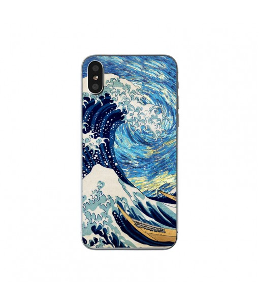 Husa iPhone THE BIG WAVE