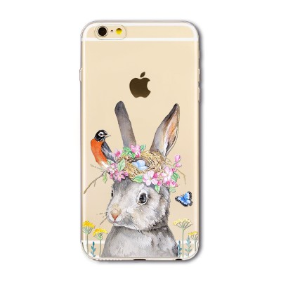 "Husa iPhone 6 / 6S  ""RABBIT HAS A DREAM"""