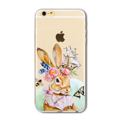 "Husa iPhone 6 / 6S  ""RABBIT HAS A DREAM3"""