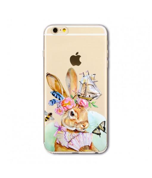 "Husa iPhone 6 / 6S  ""RABBIT HAS A DREAM3"""