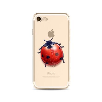 """Husa iPhone 7 / iPhone 8 """"LADYBUG"""""""
