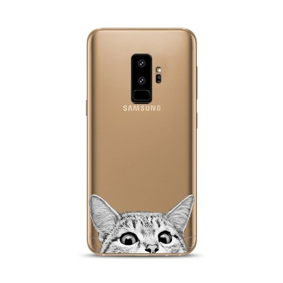 Husa Samsung Galaxy CURIOUS CAT