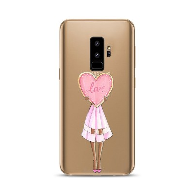 Husa Samsung Galaxy LOVE HEART