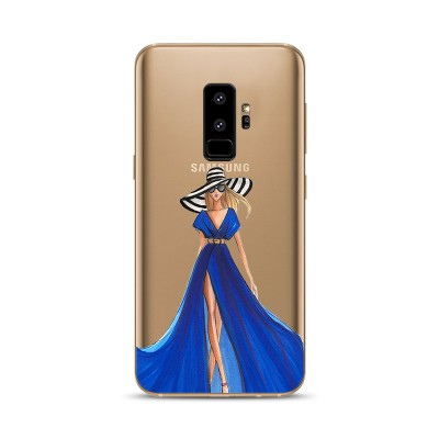 Husa Samsung Galaxy BLUE SENSATION