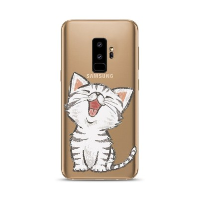 Husa Samsung Galaxy HAPPY KITTY