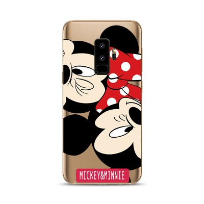"Husa Samsung Galaxy S9 ""MICKEY-MINNIE"""