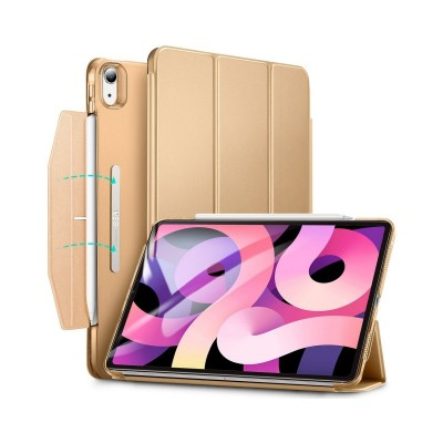 Husa Premium Esr Ascend Trifold Pentru Ipad Air 4 2020, Kaki