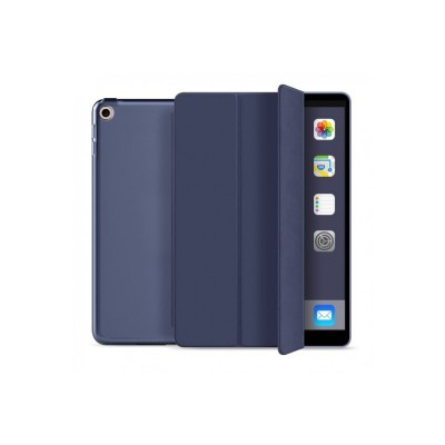 Husa Tech Smartcase Ipad 10.2 2019 / 2020 Albastru A2197, A2200, A2198, A2199