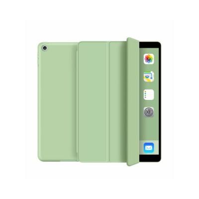 Husa Tech Smartcase Ipad 7 / 8 10.2inch 2019 / 2020 Cactus Verde