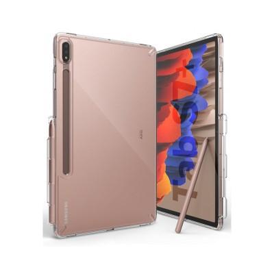 Husa Tableta Ringke Fushion Pc Case Galaxy Tab S7+ Plus, Transparenta