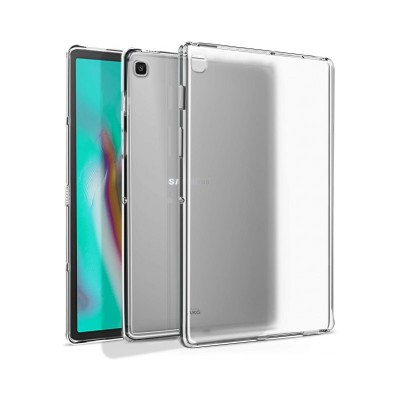 Husa Tableta Slim Silicon Galaxy Tab A 8.4inch 2020 , Slim - Transparenta