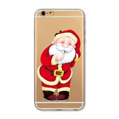 """Husa iPhone 7 / iPhone 8  """"CHRISTMAS SANTA CLAUS"""""""