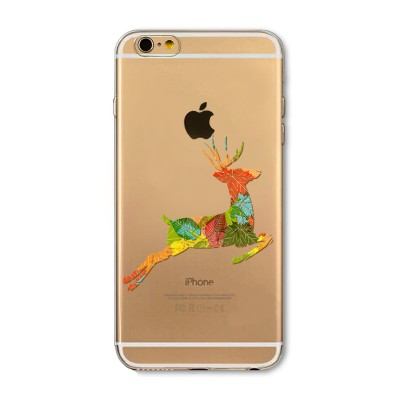 "Husa iPhone 6Plus / 6S Plus ""A CHRISTMAS DEER"""