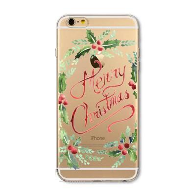 "Husa iPhone 7 / iPhone 8 "" MERRY CHRISTMAS"""