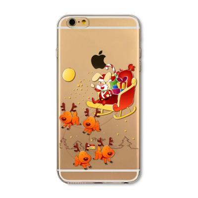 "Husa iPhone 6Plus / 6S Plus ""A CHRISTMAS SANTA RABBIT"""