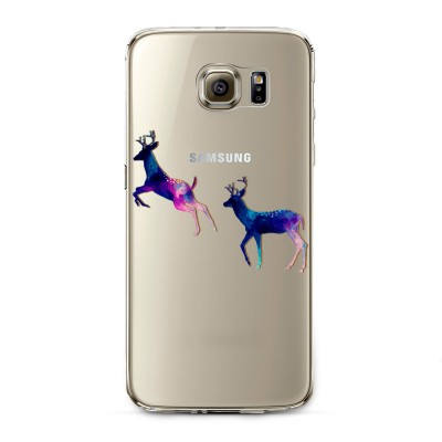 "Husa Samsung Galaxy S6 "" A CHRISTMASS TEAM"""