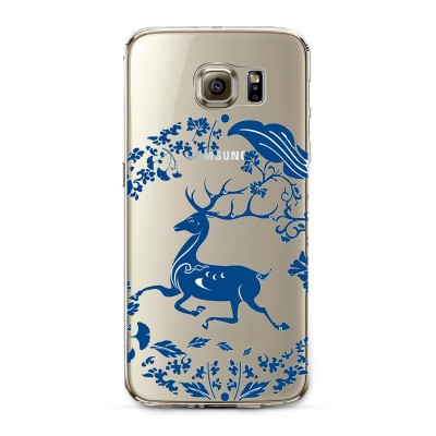 "Husa Samsung Galaxy S7 Edge ""CHRISTMASS DEER"""