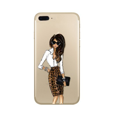 Husa iPhone ANIMAL PRINT DRESS