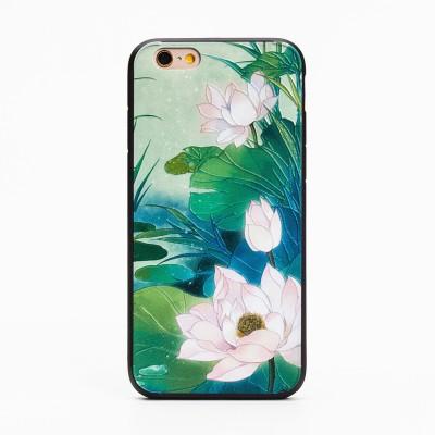 "Husa iPhone 6 / 6S ""WATER LILIES"""
