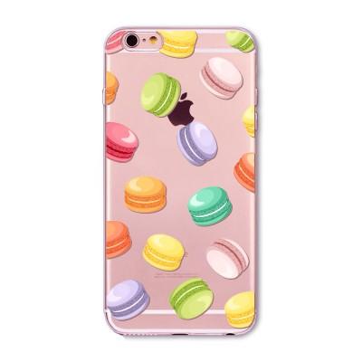 "Husa iPhone 6 / 6S ""MACAROONS MADNESS"""